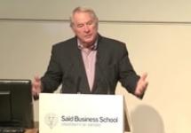 Ed Scott at Oxford - May 2013