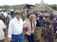 Ed Scott, 2016 BNP Paribas Grand Prize for Individual Philanthropy