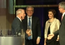 Ed Scott's Remarks after Receiving the 2016 BNP Paribas Grand Prize for Individual Philanthropy