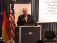Ed Scott at the Berlin International Economics Congress 2013
